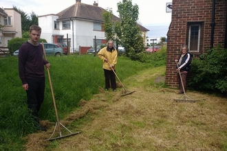 Recreating meadows in Thanet