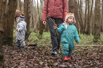 Nature Tots - Twigs in Hand (DO NOT USE)