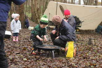 Nature Tots Fire Building 2