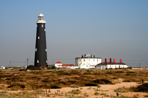 Dungeness Lighthouse by Kent Wildlife Trust