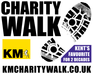 KM Charity Walk logo