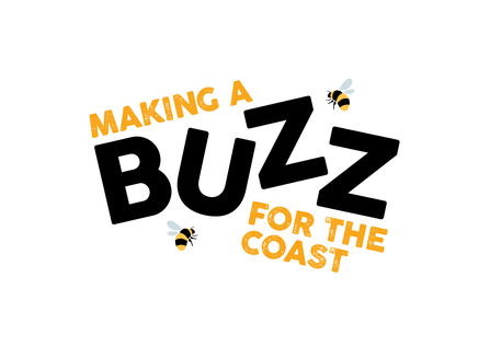 Logo for Making a Buzz for the Coast project