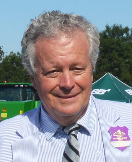Mike Bax, Kent Wildlife Trust Chairman