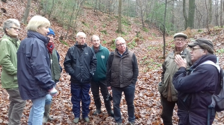 Sevenoaks Greensand Commons Project Partners