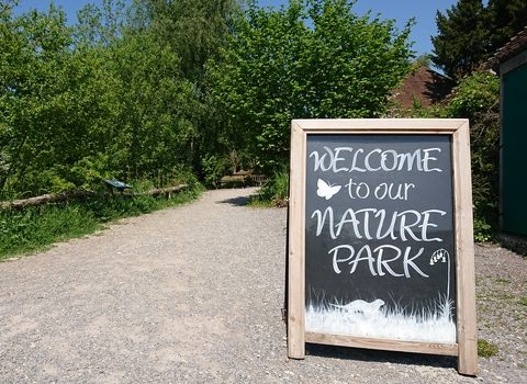 Welcome to Tyland Barn Nature Park